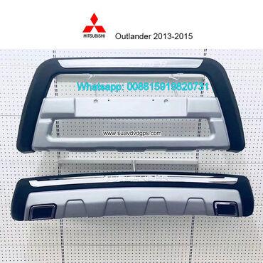 Mitsubishi Outlander Car bumpersModel SUV-M617ABUMPER GUARD For