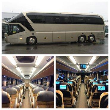 Bakı şəhərində - Avtobusların sifarişi - Mikroavtobusların sifarişi -