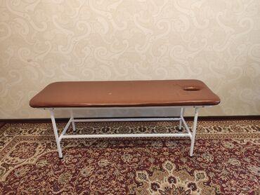 массажный стол бу в Кыргызстан: Массажный стол, очень удобныйВысота 80Ширина 70Длина 200Для самого