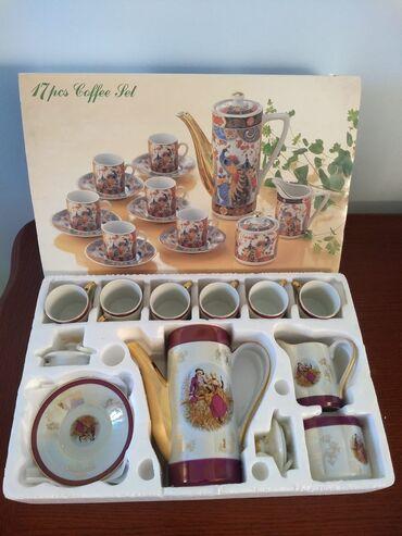 таблетки для набора веса в аптеках в Кыргызстан: Распродажа!!!  1-Кофейный сервиз, Япония!