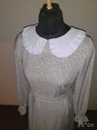 Личные вещи - Заря: Продаю платье, ткань штапель стрейч 44-46р платье новое, качество