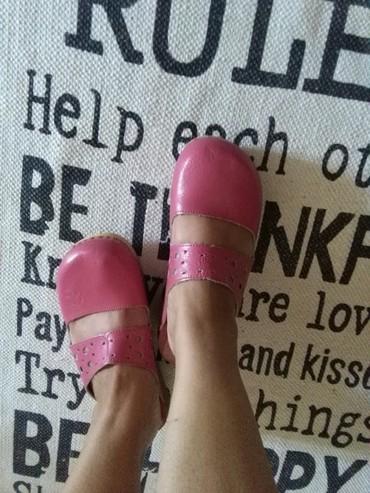 Kozne-papuce - Srbija: Papuce Leon kozne,nosene par puta jer su mi velike,broj 39,prelepo