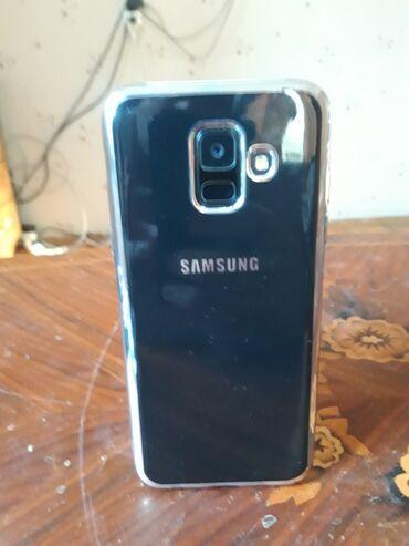 samsung a6 qiymeti bakida в Азербайджан: Б/у Samsung Galaxy A6 Plus 32 ГБ Черный