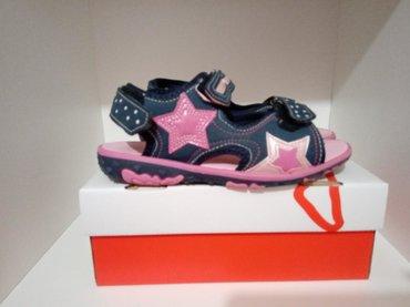 Kappa sandale za devojcice velicuna 33.Kratko nosene,kao nove