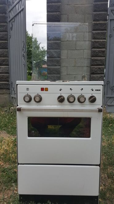 Электро печь 4х комфорт.с духовкой на 220вольт все функции раб.сост