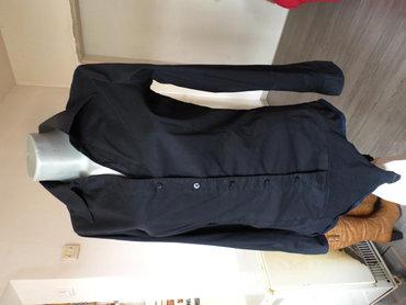 Košulje i bluze | Kraljevo: VERO MODA body kosulja 40 Kosulja crna potpuno, veoma prakticna, u