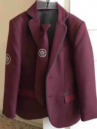 Школьный костюм, новый. На 7-8 лет.  в Бишкек