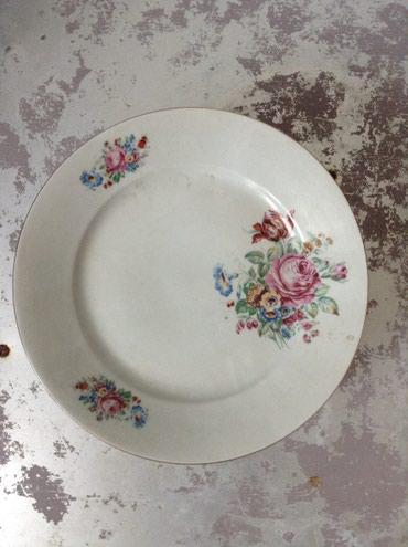SFRJ porcelan tanjiri - Batajnica