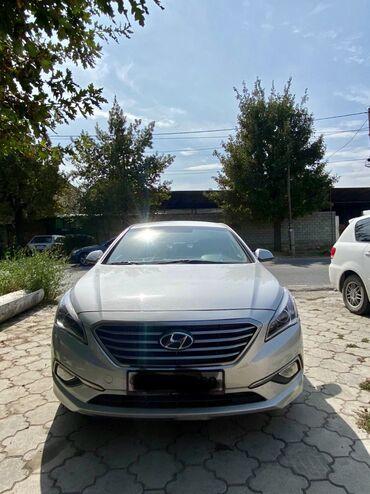 Hyundai - Кыргызстан: Hyundai Sonata 2 л. 2015