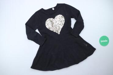 Дитяча сукня з паєтками H&M, р. 4-5   Довжина: 58 см Ширина плечей
