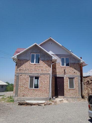 Недвижимость - Кара-Суу: 120 кв. м 6 комнат, Утепленный, Теплый пол, Бронированные двери
