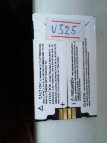 Motorola-v66 - Srbija: Nova baterija za Motorola V525