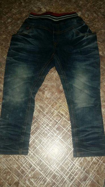Стильные джинсы на 5-6 лет бу в Бишкек