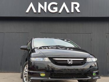 Honda Odyssey 2.4 л. 2004