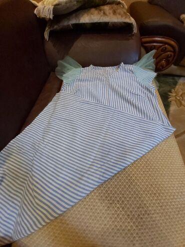 Разгрузка гардероба. Г.Ош Продам платье хлопок, сшила на заказ