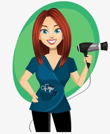 """В салон красоты """"Элегант"""" требуются девушки парикмахеры! в Бишкек"""