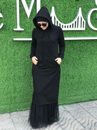 Платье с капюшоном в Бишкек