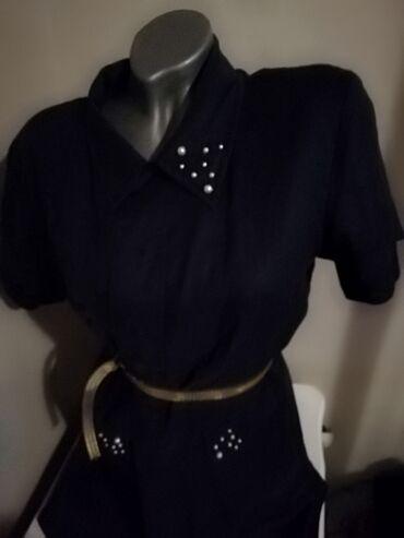 Haljine - Pancevo: Može biti haljina Može biti Mantil Savršeno Novo Teget ML veličina