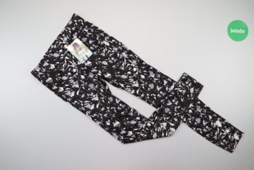 """Жіночі штани з геометричним принтом бренду """"Золото""""б р. XL/XXL    Довж"""