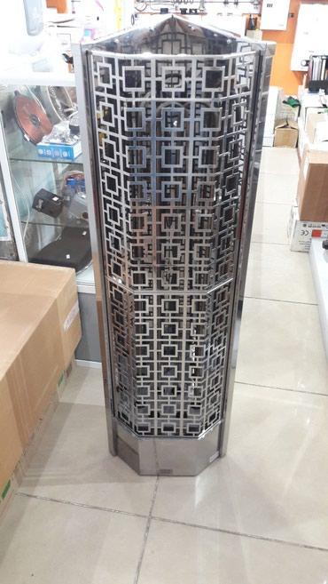 Электрокаменка в сауну угловая 6квт (Россия) в Бишкек