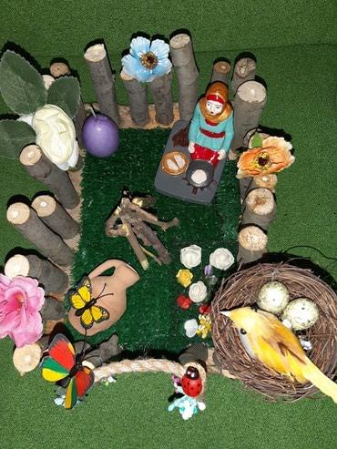 Novruz bayrami ucun dekor.sifaris qebul olunur в Bakı