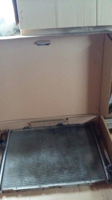 Masallı şəhərində Bmw 39 kuza radiatoru satilir,qiymeti 130 manata almaq isdeyen