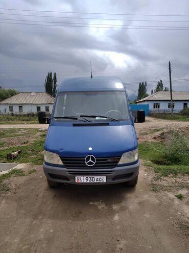 сидения мерседес в Кыргызстан: Mercedes-Benz Sprinter 2.2 л. 2000 | 300000 км