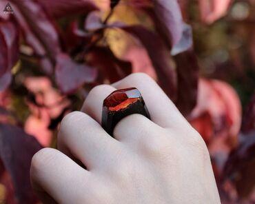 Осенняя коллекция высоких колечек от мастерской EYECSSПорадуйте себя