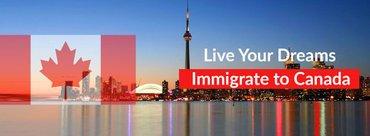 Bakı şəhərində Kanada İş və Turist Viza Proqramı start verdi !Gənc Ailələr üçün ən