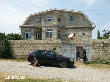 Quba şəhərində Qubada tecili bag evi satiram,10sot torpag,meyve agaclari,elave sualar