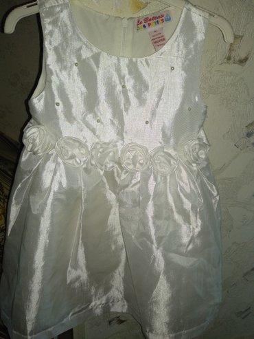 Продам платье на маленькую принцессу в Бишкек