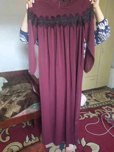 хиджаб женский в Кыргызстан: Новое платье хиджаб дубайский шелк