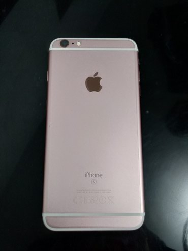 Продаю IPhone 6s Plus 32gb Rose Gold. Айфон 6s плюс + в Бишкек
