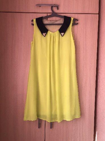 платье на лето в Кыргызстан: Яркое платье на лето, выше коленно при росте 160-165см. Очень лёгкое