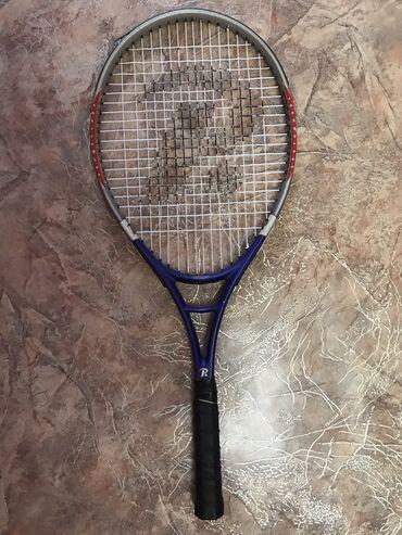 Ракетка для большого тенниса, очень удобная, в хорошем состоянии