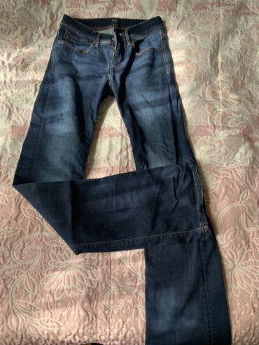 36 размер в Кыргызстан: Продаю джинсы клёш. Отлично сидят  Размер 36