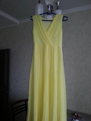 нарядное платье в пол в Кыргызстан: Вечернее нарядное длинное в пол платье. Надето один раз на сьемку в