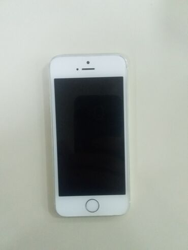 apple 4 s - Azərbaycan: İşlənmiş iPhone 5s 16 GB Ağ