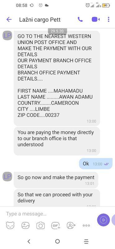 MAFIJA MAHAMADU AWAN ADAMU CAMEROON LIMBE 00237