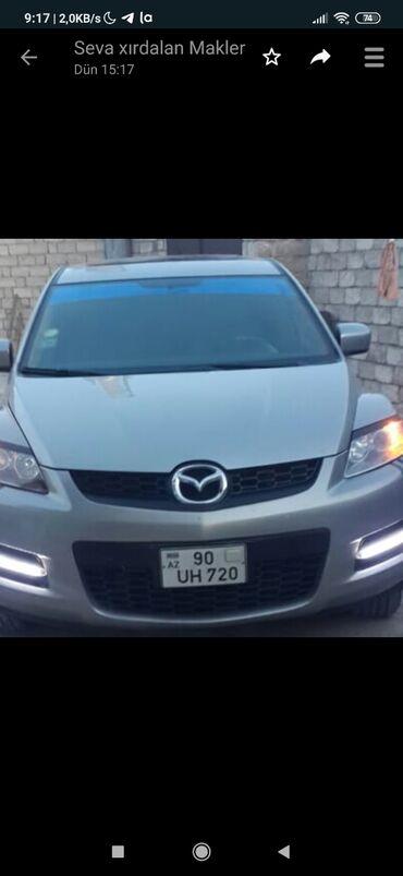 Mazda - Azərbaycan: Mazda CX-7 2.3 l. 2007   150000 km
