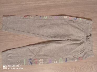 Спортивные штаны на девочку 5-6 лет