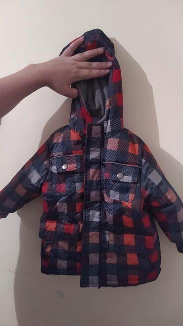 Куртка зима, размер указан 18 месяцев, практически новая