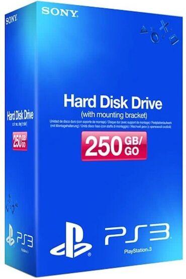 hard disc - Azərbaycan: Hard Diskler 250 Gb Yaddas 35 Manat