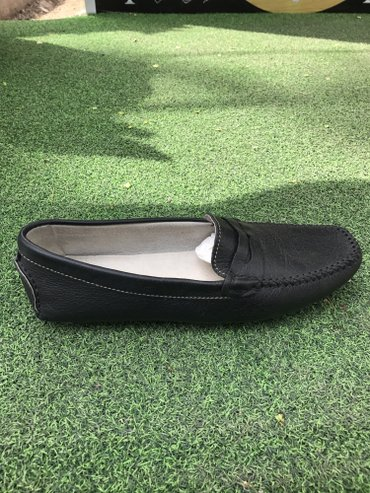 Туфли мокасины натуральная кожа, в Бишкек