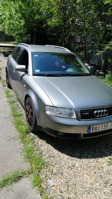Audi a3 1 8 tfsi - Srbija: Audi A4 2.5 l. 2003 | 240000 km