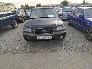 Subaru - Кыргызстан: Subaru Forester 2.5 л. 2003
