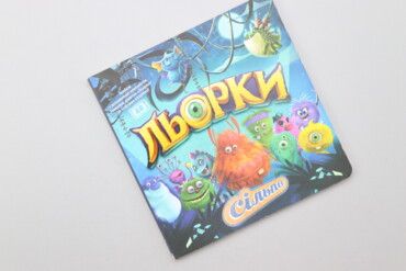 "Альбом для зберігання колекції ""Льорки""    Палітурка: тверда Мова: укр"