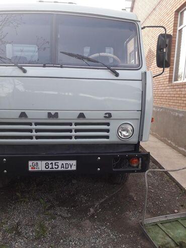 купит прицеп в Кыргызстан: Продаю камаз 8 тонник с прицепом 8тон. Год выпуска 2000 г. Двс. Евро
