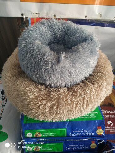 Лежаки для кошек и собак. Размер 50*50. Очень мягкие, теплые и уютные