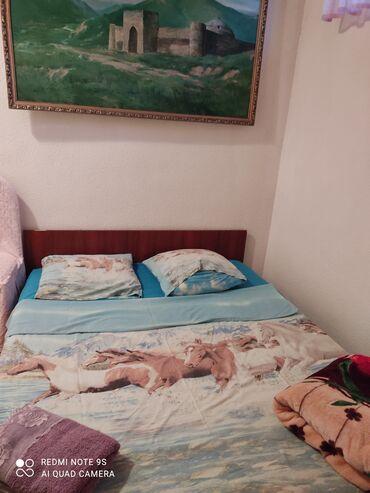 сутки дом в Кыргызстан: 1 комната, 22 кв. м С мебелью